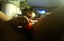My Arab GF Squirting On Cam
