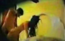 Arab lovers making a sex tape