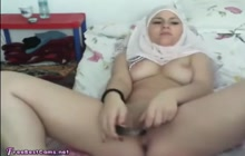 Hot Arab Masturbation