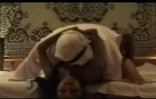 Arabic couple fucking on cam